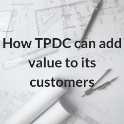 How TPDC (The Patent Drawings Company) can add value to its customers