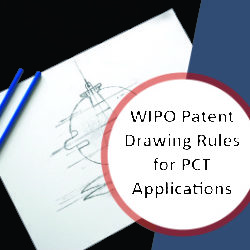 WIPO patent drawing rules for PCT Applications