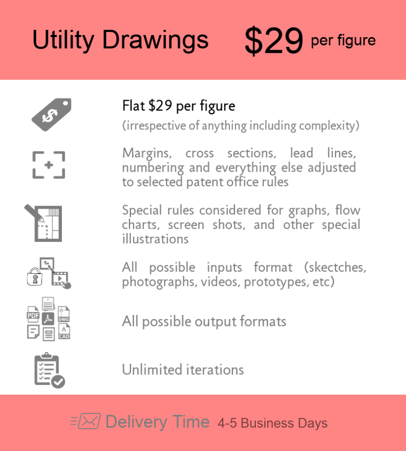 Utility Patent Drawing