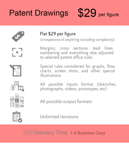 Utility Patent Drawings