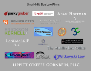 Small-Mid Size Law Firms