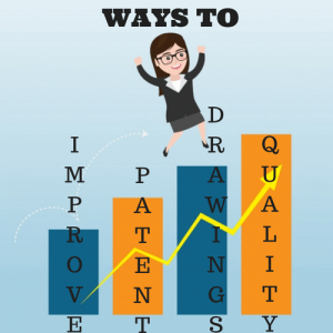 Ways to Improve Patent Drawings Quality