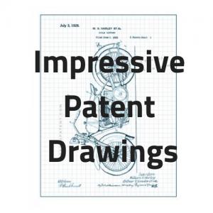 Impressive Patent Drawings