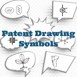 Patent Drawing Symbols