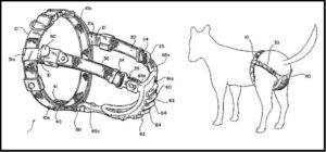 Adjustable harness and animal birth control device