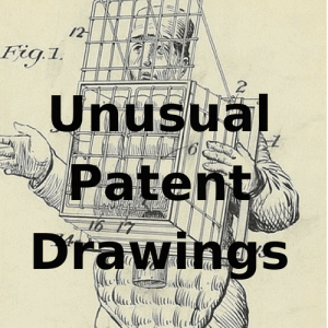 Unusual Patent Drawings
