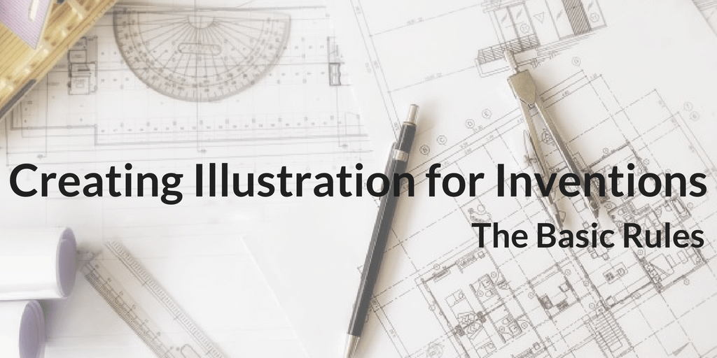 Creating Illustration for Inventions