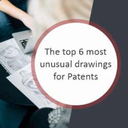 The top 6 most unusual drawings for Patents