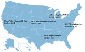 USPTO Locations