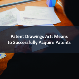 Patent Drawings Art