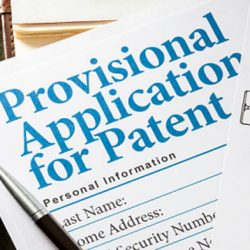 Provisional Application for Patent